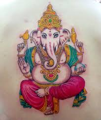 37 ganesha tattoos meanings photos designs for men and women