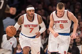 Carmelo Anthony Bench Press It U0027s Time For Phil Jackson To Focus On Carmelo Anthony Sny