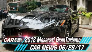 maserati car 2018 2018 maserati granturismo facelift revealed here in 2018 with
