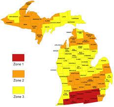 Radon Zone Map New Hud Environmental Reporting Requirements U2014 Asti Environmental