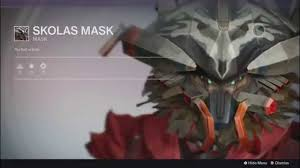 festival of the lost halloween stuff masks destiny youtube