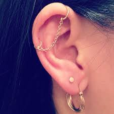 top earing 238 best rook helix jewelry images on earrings ears