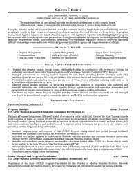 Resume Evaluation Sample Military Resume Free Resume Example And Writing Download