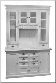 white kitchen hutch cabinet cabinet home decorating ideas