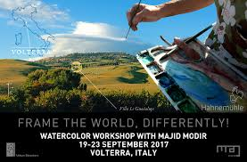 frame the world differently september workshop volterra italy