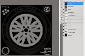 lexus isf tyres artstation low poly cha nyl