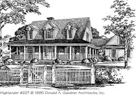 Historic Colonial House Plans Southern Living House Plans Colonial House Plans