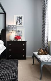 42 best gray bedroom images on pinterest gray bedroom graphic lampshade upholstered bench