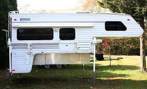 east end campers slide in used lance 1020 truck camper 1020