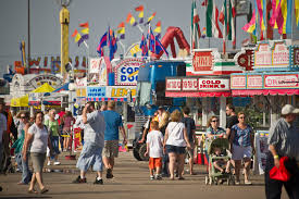 state fair attendance down 5 weather blamed governor still happy