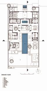 villa floor plan gallery of chenglu villa gad 28