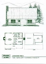 small log home plans with loft log home floor plans log cabin kits appalachian log homes