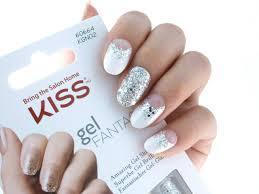 kiss gel fantasy press on nails in