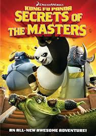 kung fu panda secrets masters