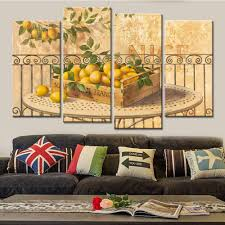 Nordic Home Online Get Cheap Lemon Oil Painting Aliexpress Com Alibaba Group