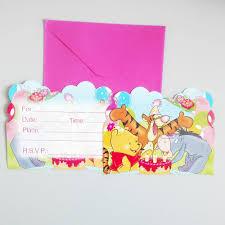 winnie pooh invitations online get cheap invitation card baby aliexpress com alibaba group