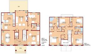 4 Bedroom House Plans 5 Bedroom Aparment Floor Plans Home Design Ideas