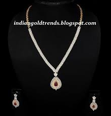 simple diamond sets 70 best jewellery images on diamond necklaces indian