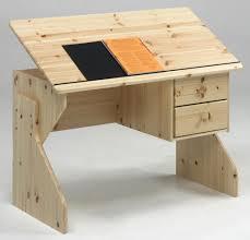 Echtholz Schreibtisch Kinderschreibtisch Höhenverstellbar Jugend Schreibtisch Kiefer