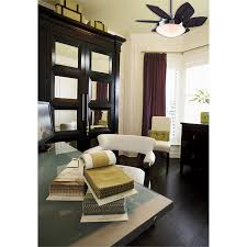 Ceiling Fan In Living Room by 7863100 Quince 24 Inch Chrome Indoor Ceiling Fan Light Kit With