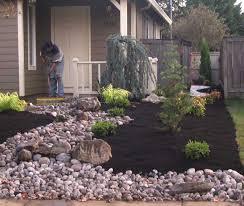 front yard landscaping ideas no grass front garden ideas no grass