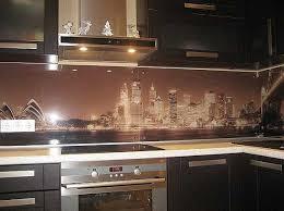 Amazing Backsplash Ideas Add Flare To Modern Kitchens With Colors - Contemporary backsplash