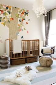 how to design a beautiful nursery on a budget
