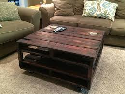 Living Room Pallet Table Coffee Table New Wood Pallet Coffee Table Ideas How To Make A