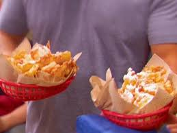 philly dutch style funnel cakes recipe dave lieberman food network