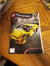 Lego Racers Lamborghini Gallardo Build Album On Imgur