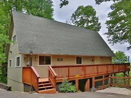million dollar view a 4 bedroom cabin near downtown gatlinburg
