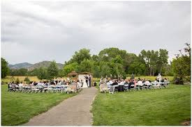 Chatfield Botanic Garden Chatfield Botanic Gardens Wedding Rustic Wedding