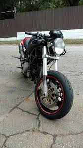 ducati monster 620 with ducati 999 swap 65hp to 140hp update it