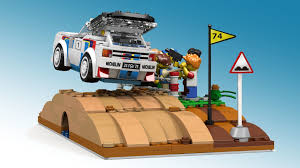 peugeot lego lego peugeot 205 t16 rally car proposal is already a winner to us