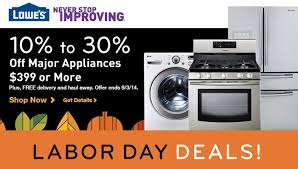 lowes black friday refrigerator deals lowe u0027s labor day sale lowes labor day deals start now enblow