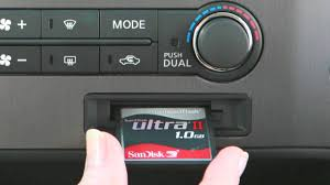 2012 nissan armada steering wheel audio controls youtube