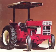 ih international harvester 454 464 484 574 584 674 service repair