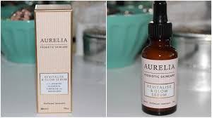 Serum Inez obsessed by review aurelia probiotic skincare revitalise
