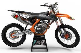 ktm motocross gear ktm u0027stalker u0027 kit rival ink design co custom motocross graphics