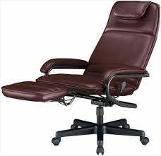 reclining office chair with leg rest for better experiences