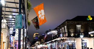 Clemson Flags Clemson Orange Flies As Sugar Bowl And New Orleans Welcome Fans