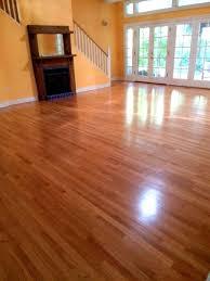 sand and finish oak floors semi gloss traditional ta