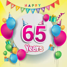 65th birthday background clip art vector images u0026 illustrations