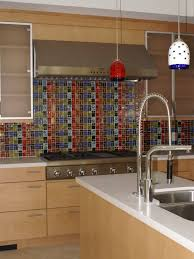 images kitchen backsplash ideas 36 colorful and original kitchen backsplash ideas digsdigs