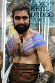 Game Thrones Halloween Costume Ideas Khal Drogo Halloween Costume Khal Drogo Halloween Costumes