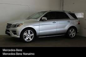 mercedes benz jeep 2015 price used 2015 mercedes benz ml400 for sale nanaimo bc