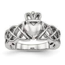 claddagh wedding ring claddagh rings shop the best deals for nov 2017 overstock