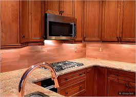 kitchen copper backsplash amusing 20 copper backsplash tiles for kitchen design ideas of