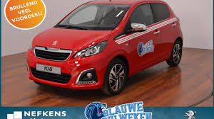 toyota uxs peugeot 108 collection 1 0 e vti 68pk 5d nefkens actieprijs youtube