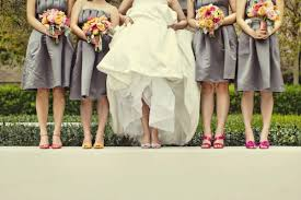 grey bridesmaid shoes grey bridesmaid dress what shoes thenest